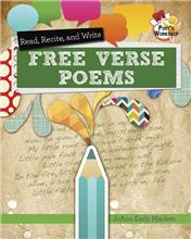 Read, Recite, and Write Free Verse Poems - eBook