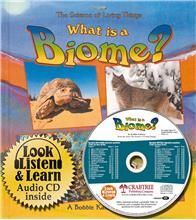 What is a Biome? - CD + HC Book - Package - Mixed Media