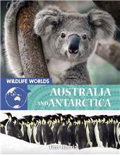 Wildlife Worlds Australia and Antarctica - HC
