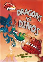 Dragons vs Dinos - eBook