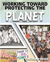 Working Toward Protecting the Planet - HC