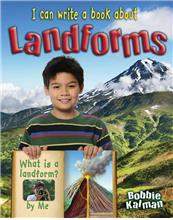 I can write a book about landforms-ebook