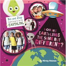 How Are Earthlings the Same but Different? - PB