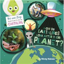 How Do Earthlings Look After Their Planet? - PB