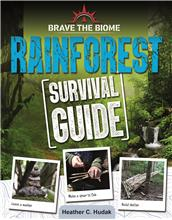 Rainforest Survival Guide - HC