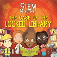 The Case of the Locked Library - HC