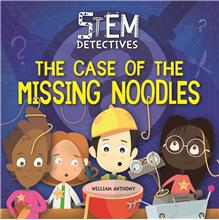 The Case of the Missing Noodles - HC