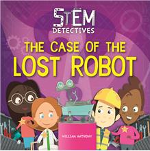 The Case of the Lost Robot - PB
