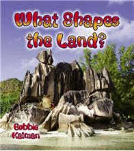 What Shapes the Land? - eBook