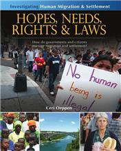 Hopes, Needs, Rights & Laws: How do governments and citizens manage migration and settlement?-ebook