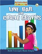 Line, Bar, and Circle Graphs-ebook