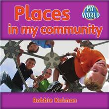 Places in my community-ebook