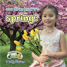 How do we know it is spring?-ebook