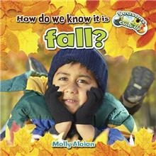 How do we know it is fall?-ebook