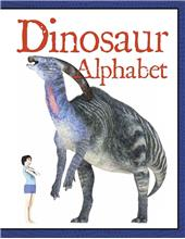 Dinosaur Alphabet - eBook