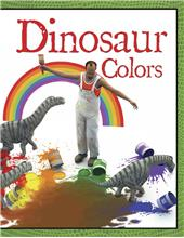 Dinosaur Colors - eBook