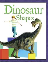 Dinosaur Shapes - eBook