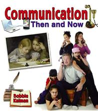 Communication Then and Now - eBook