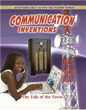 Communication Inventions: The Talk of the Town - eBook