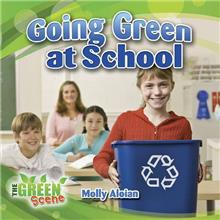 Going Green at School - eBook