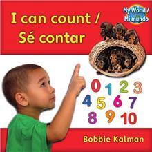 I can count / Sé contar - eBook