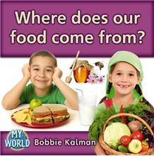 Where does our food come from? - PB