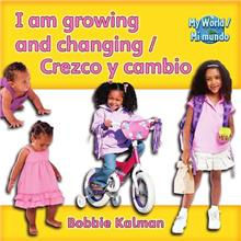 I am growing and changing / Crezco y cambio - eBook