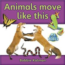 Animals move like this-ebook