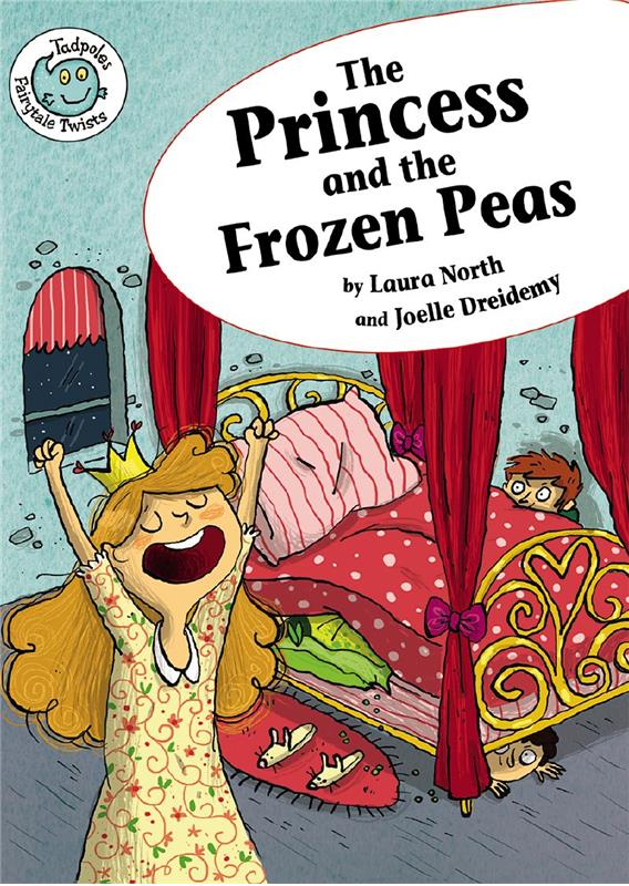 The Princess and the Frozen Peas - HC