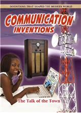 Communication Inventions: The Talk of the Town - HC