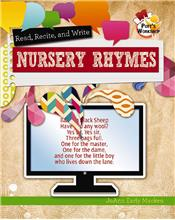 Read, Recite, and Write Nursery Rhymes - HC