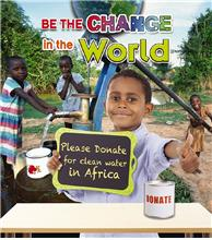 Be the Change in the World - PB