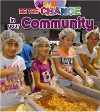Be the Change in your Community - PB