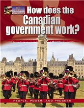 How does the Canadian government work? - HC