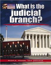 What is the judicial branch? - PB
