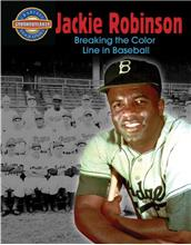 Jackie Robinson: Breaking the Color Line in Baseball - eBook