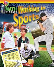 Math on the Job: Working in Sports - HC