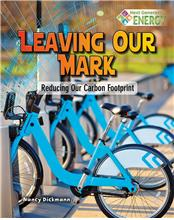 Leaving Our Mark: Reducing Our Carbon Footprint - PB