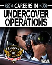 Careers in Undercover Operations