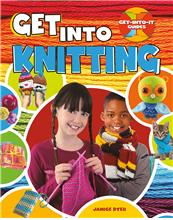 Get into Knitting - HC