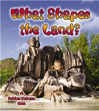 What Shapes the Land? - PB