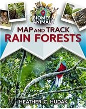 Map and Track Rain Forests - HC