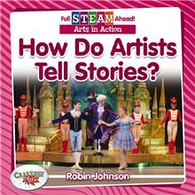 How Do Artists Tell Stories? - PB