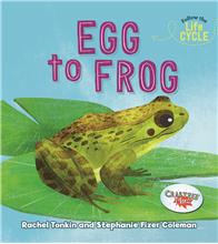 Egg to Frog - HC