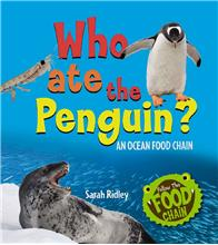 Who Ate the Penguin? An Ocean Food Chain - PB