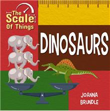 The Scale of Dinosaurs - PB