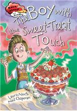 The Boy with the Sweet-Treat Touch - eBook