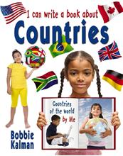 I can write a book about countries - PB