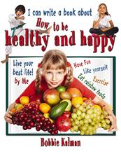 I can write a book about how to be healthy and happy - PB