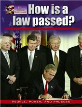 How is a law passed?-ebook